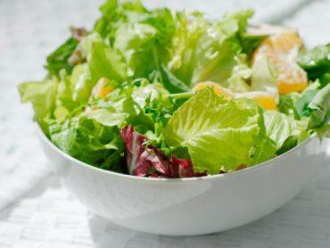 Receta para preparar la ensalada perfecta