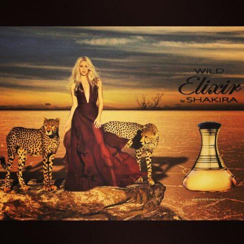 Wild Elixir by Shakira: Saca tu lado indómito y sensual