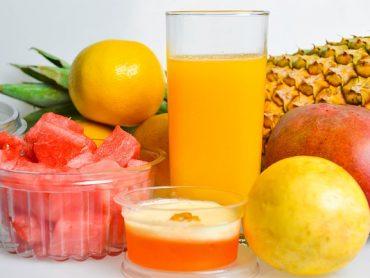 Jugos naturales para los cólicos y dolor en el vientre.
