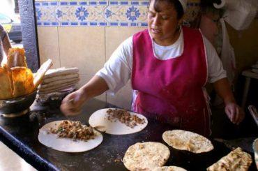 Quesadillas de Huitlacoche