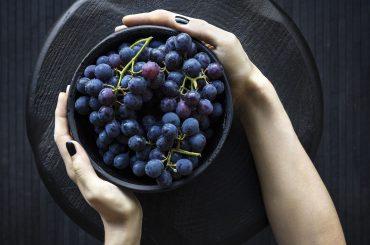 Conoce los beneficios de las uvas